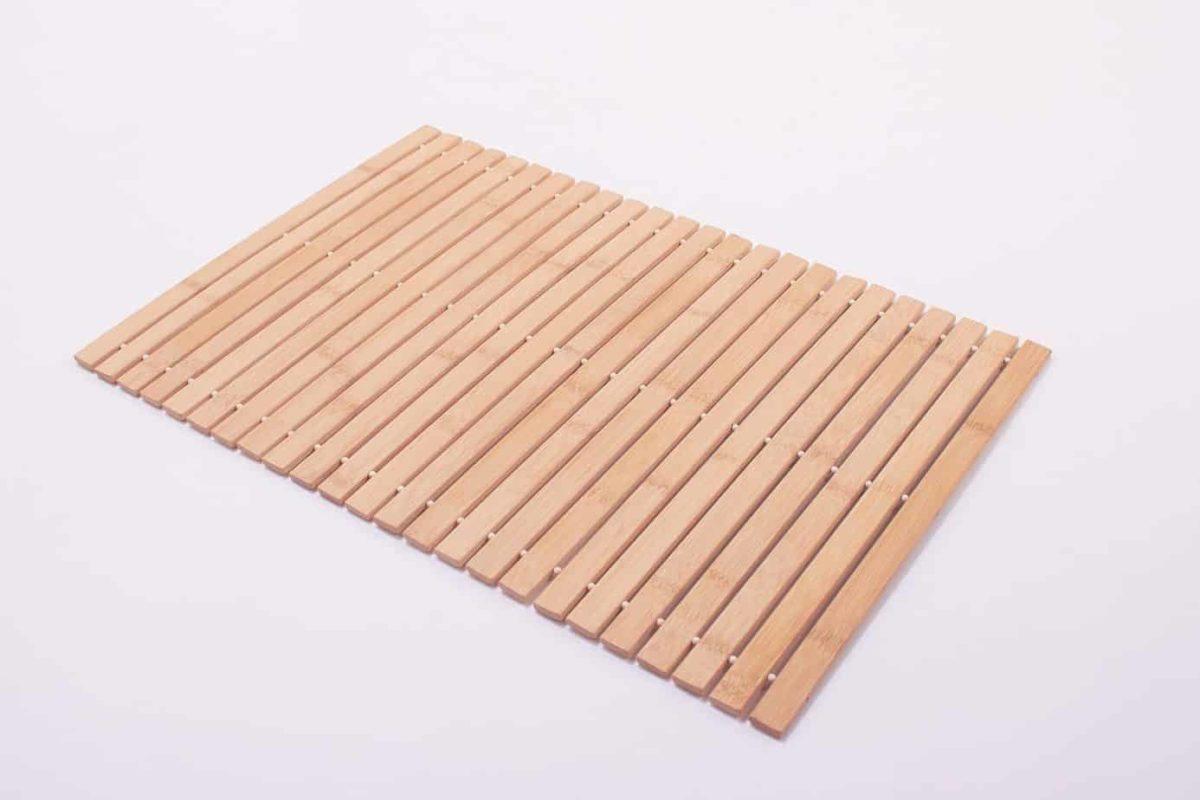 bambus-bademåtte