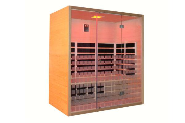 MaXXwell MATTERHORN infrarød sauna
