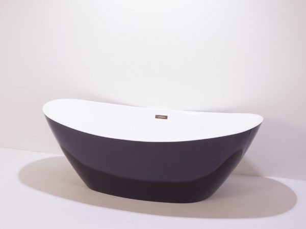 maxxwell-rimini-black-badekar