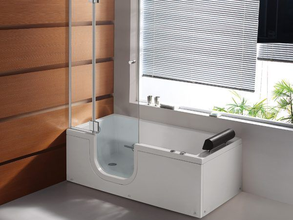 MaXXwell Salzburg badekar med dør