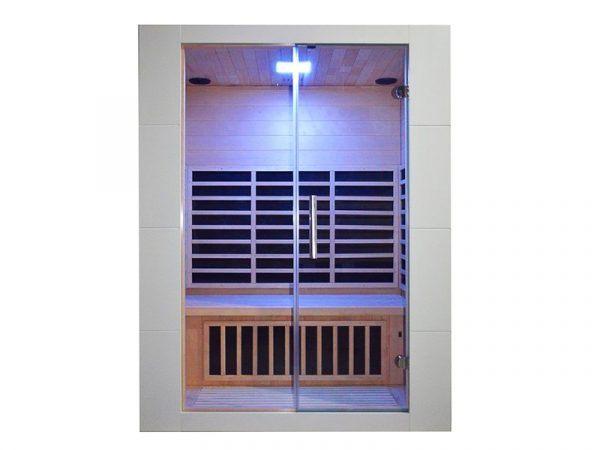 Infrarød sauna MaXXwell OLYMPEN