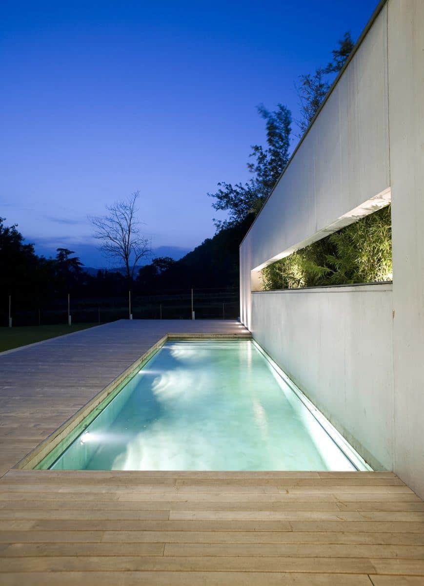 pool-belaegning