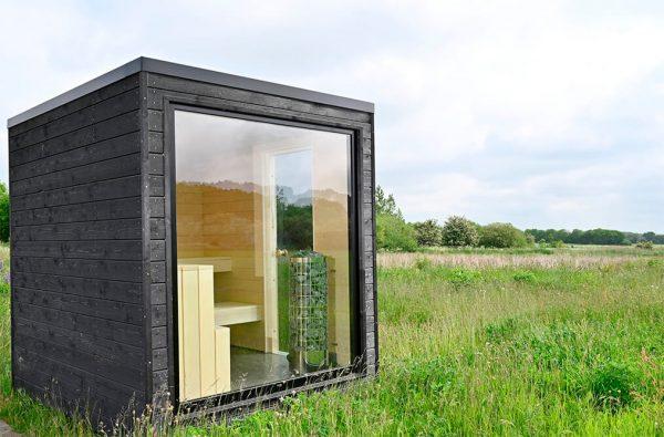 MaXXwell Cube Sauna